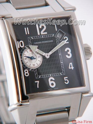Girard Perregaux Vintage 1945 25830-11-611-11A Mens Watch