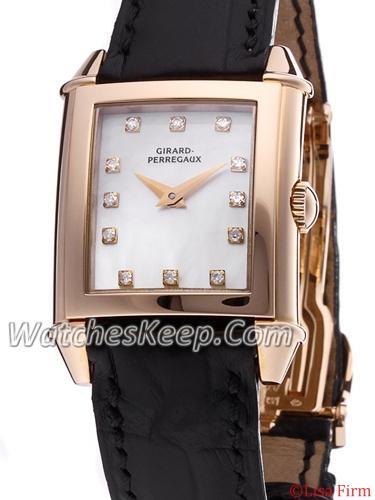 Girard Perregaux Vintage 1945 25920-0-52-720A Ladies Watch