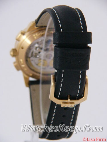Glashutte PanoMaticCentral 39-32-07-06-04 Mens Watch