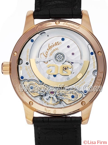 Glashutte PanoMaticLunar 90-02-06-01-04 Automatic Watch