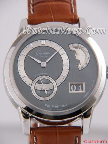 Glashutte PanoMaticLunar 90-02-14-02-04 Mens Watch