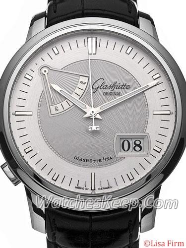 Glashutte Senator Aviator 100-01-03-02-04 Mens Watch
