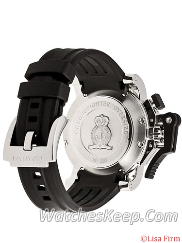 Graham Chronofighter Oversize 2OVDIVAS.B03A.K10B Mens Watch