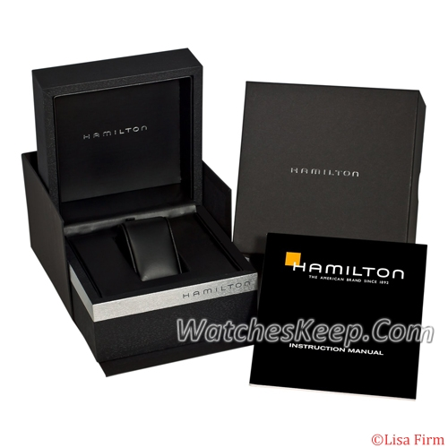 Hamilton Jazzmaster H32455185 Mens Watch