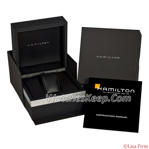 Hamilton Jazzmaster H32455557 Mens Watch
