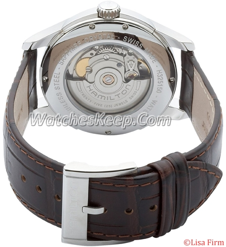 Hamilton Jazzmaster H32515555 Mens Watch