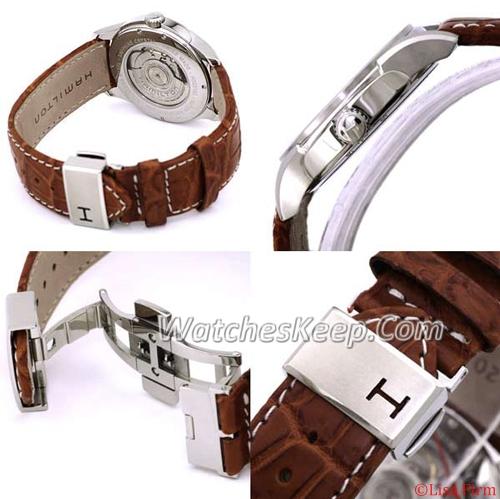 Hamilton Jazzmaster H32519555 Mens Watch