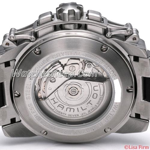 Hamilton Khaki Action H63516135 Mens Watch