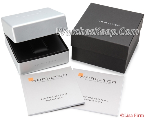 Hamilton Khaki Action H64616731 Mens Watch