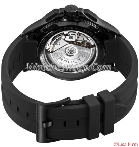 Hamilton Khaki Action H64656351 Mens Watch