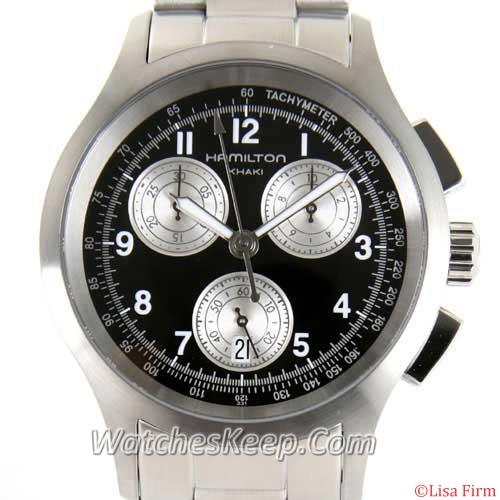 Hamilton Khaki Aviation H76412133 Mens Watch
