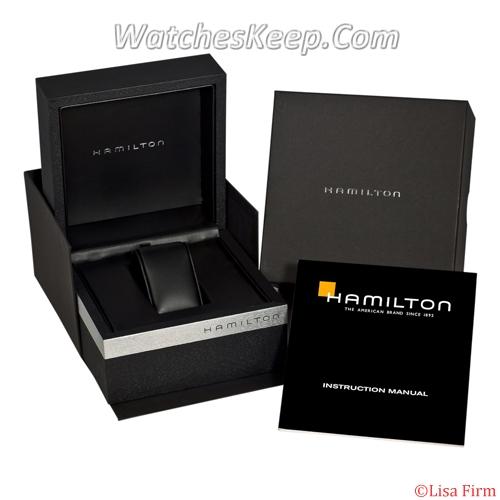 Hamilton Khaki Field H64611135 Mens Watch