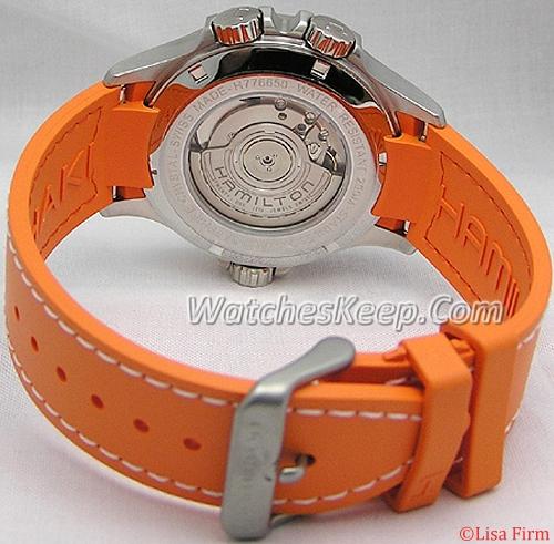 Hamilton Khaki Navy H77665873 Mens Watch