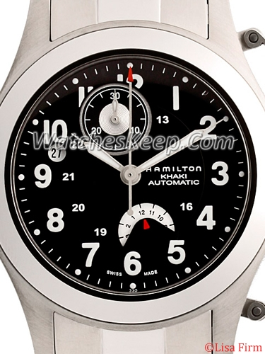 Hamilton Khaki Navy H77716133 Mens Watch