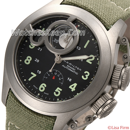 Hamilton Khaki Navy H77746933 Mens Watch
