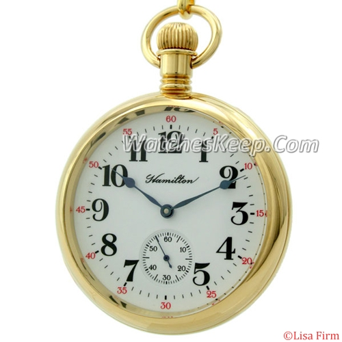 Hamilton Pulsomatic H51439013 Mens Watch