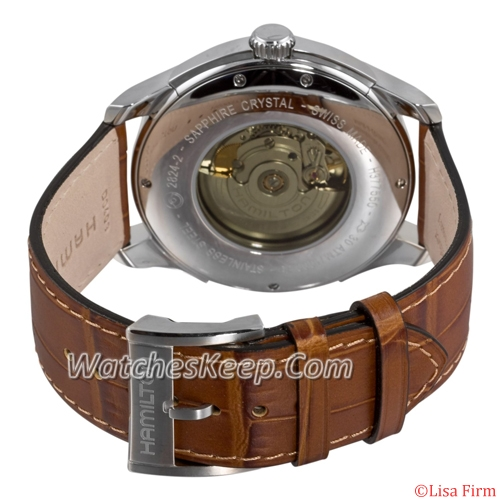 Hamilton Seaview H37755555 Mens Watch
