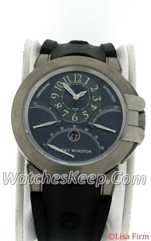 Harry Winston Project Z Z1 Automatic Watch