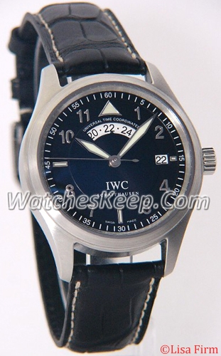IWC Spitfire Pilot IW325105 Mens Watch