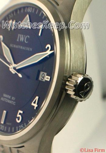 IWC Spitfire Pilot IW325312 Mens Watch