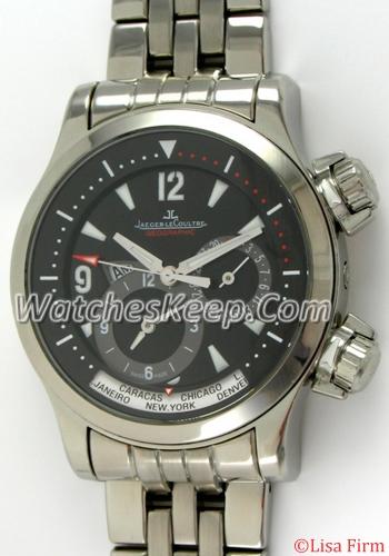 Jaeger LeCoultre Master Compressor 171.81.70 Mens Watch