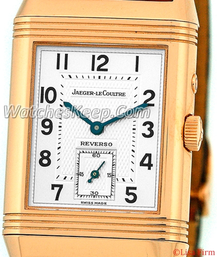 Jaeger LeCoultre Reverso 240.2.54 Mens Watch