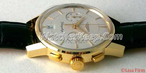 Longines Flagship L4.756.6.72.2 Mens Watch