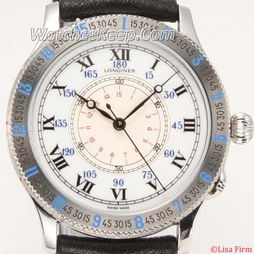 Longines Heritage L2.601.4.11.2 Mens Watch