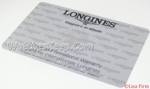 Longines Legend Diver L3.674.4.50.0 Mens Watch