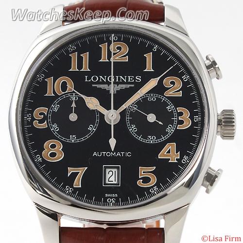 Longines Presence L2.705.4.53.2 Mens Watch