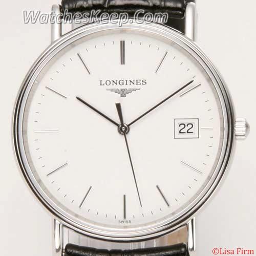 Longines Presence L4.720.4.12.2 Mens Watch