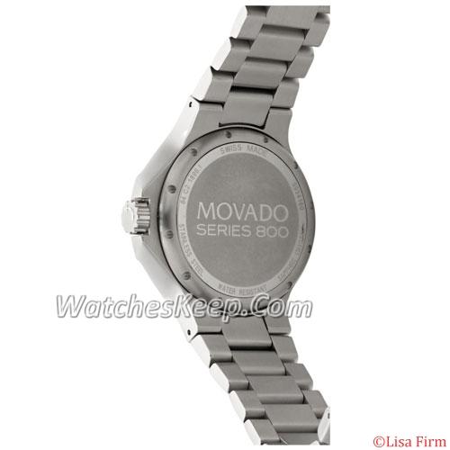 Movado 800 2600057 Mens Watch
