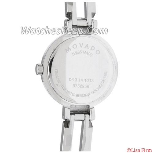 Movado Harmony 606056 Ladies Watch