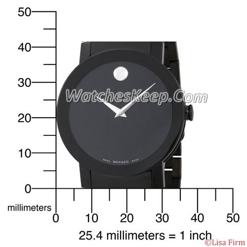 Movado Museum 606307 Mens Watch