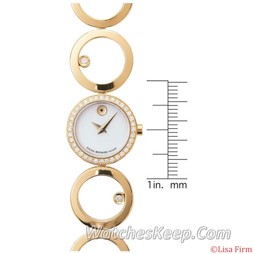 Movado Ono 605822 Ladies Watch
