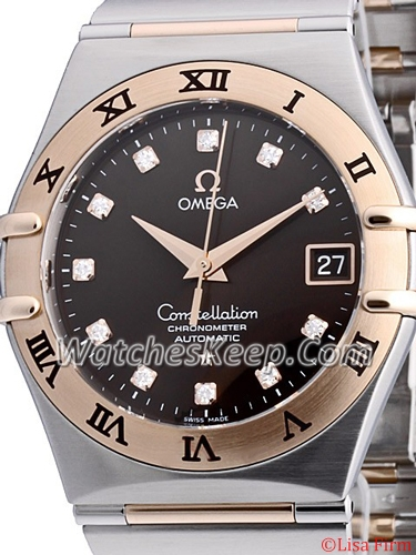 Omega Constellation 1301.60 Mens Watch