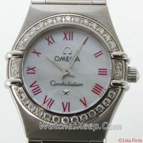 Omega Constellation Ladies 1466.63.00 Ladies Watch