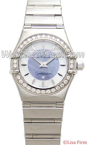 Omega Constellation Ladies 1466.84.00 Ladies Watch