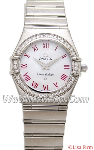 Omega Constellation Ladies 1476.63.00 Mens Watch
