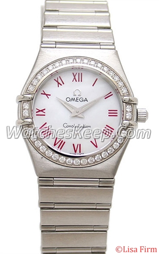 Omega Constellation Ladies 1476.63.00 Mens Watch