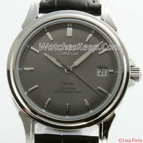Omega De Ville 4831.41.31 Mens Watch