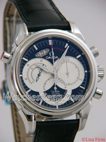 Omega De Ville 4847.50.31 Mens Watch