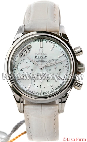 Omega De Ville Ladies 4878.70.36 Ladies Watch