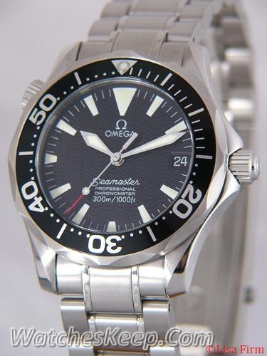 Omega Seamaster 2252.50.00 Mens Watch