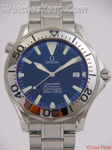 Omega Seamaster 2255.80.00 Mens Watch