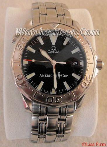 Omega Seamaster 2533.50.00 Mens Watch