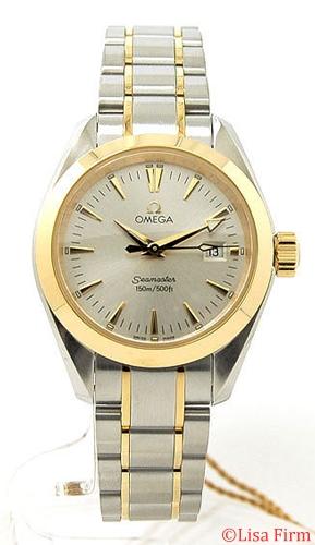Omega Seamaster Aqua Terra 2377.30.00 Ladies Watch