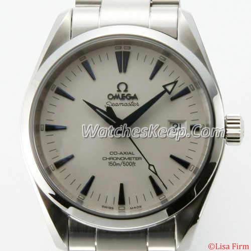 Omega Seamaster Aqua Terra 2503.33.00 Mens Watch