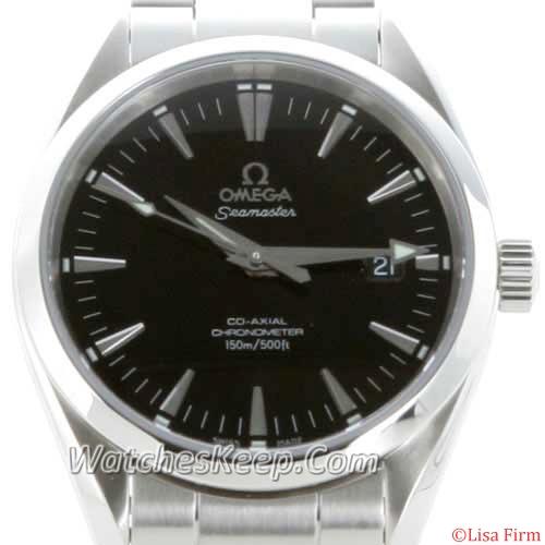 Omega Seamaster Aqua Terra 2503.50.00 Mens Watch