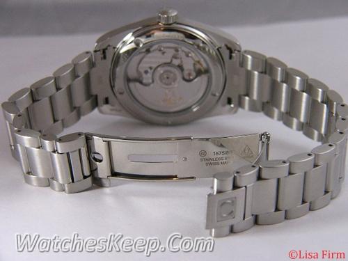 Omega Seamaster Aqua Terra 2504.50.00 Mens Watch
